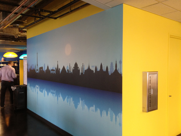Commercial Wallcoverings - Wall Covering Designs, Inc.
