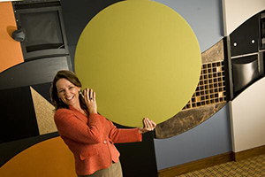 Connie Norlander, Owner of Wall Covering Designs