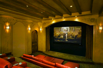 Wall Covering Designs Has Completed More Than 200 Home Theaters